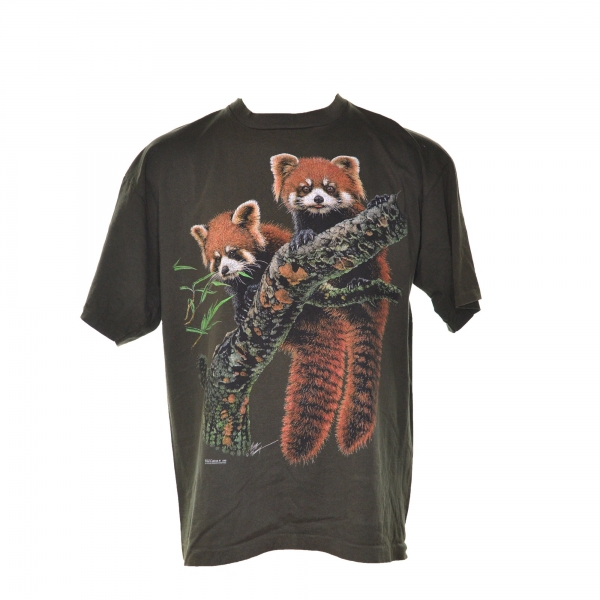 1998 Knoxville Zoo Red Panda (XL)